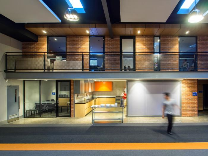 Reach Church Kitchen by Reuben Kuah